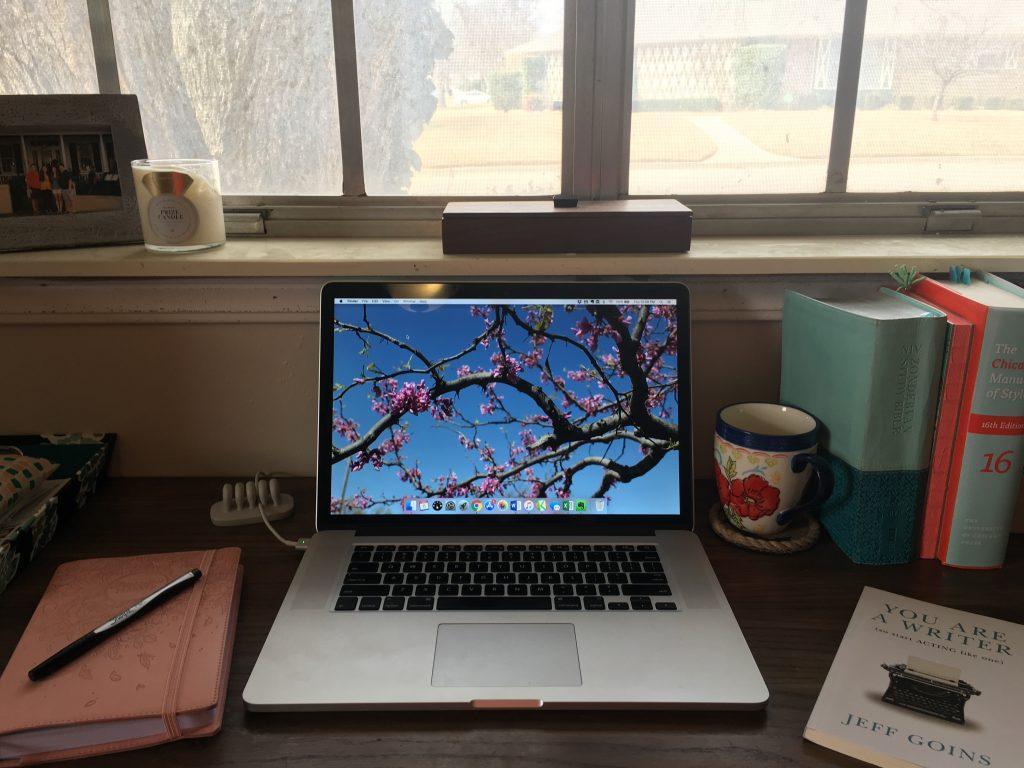 Spring Writing Updates